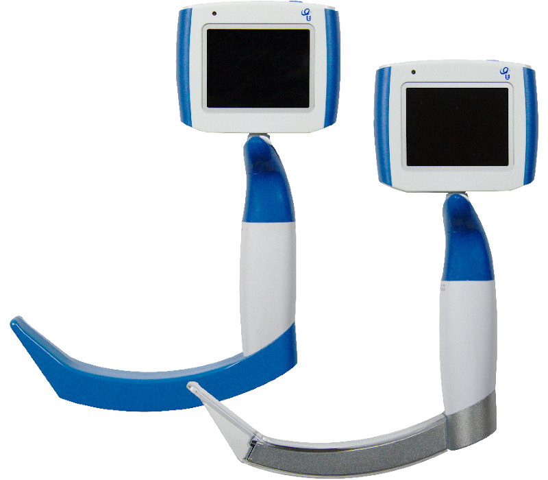 Image of UESCOPE VL400 disposable video laryngoscope